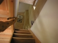 Escalier vers haut